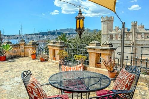 Modern Penthouse Mallorca
