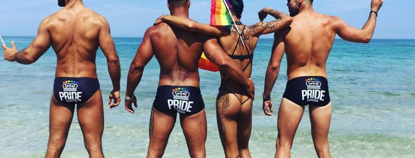 Where to stay and play at Ibiza Gay Pride