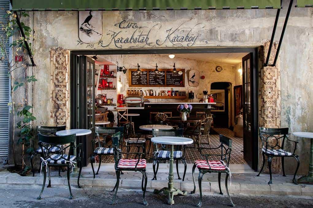 Cafe Karakaoy