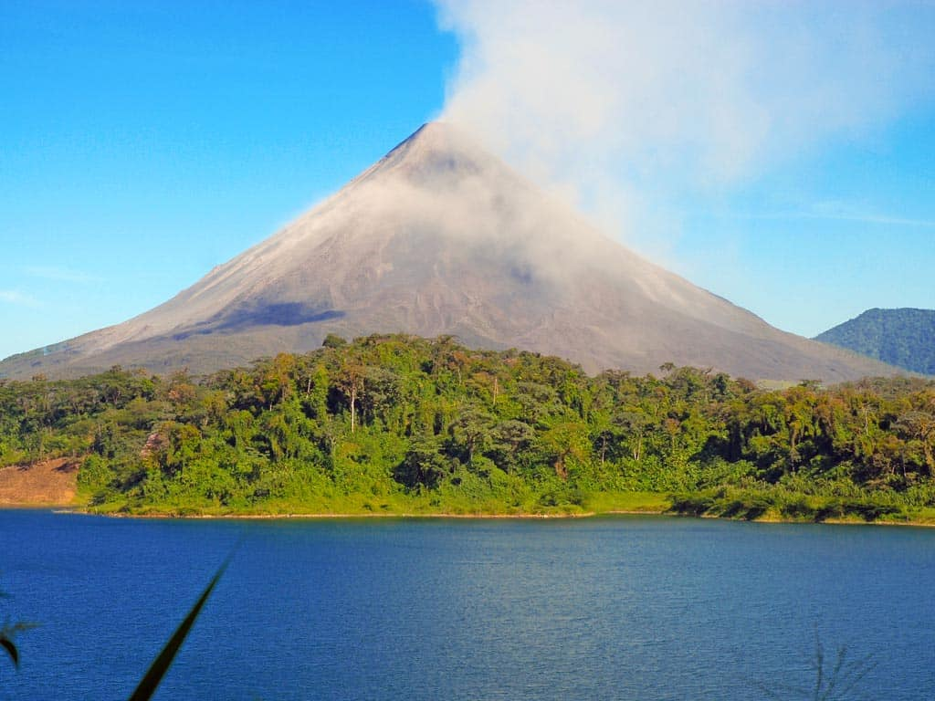 Areal Volcano