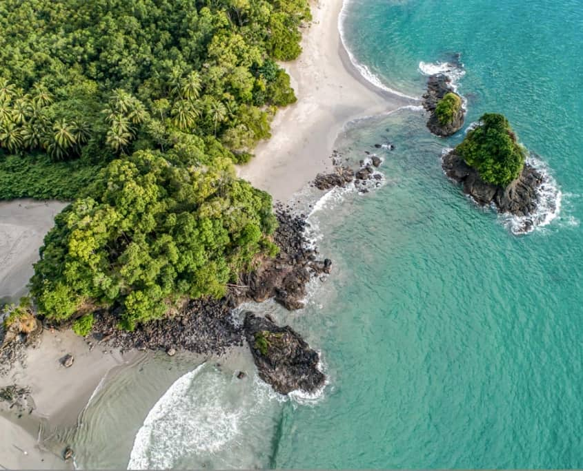 The Gay Beach at Manuel Antonio
