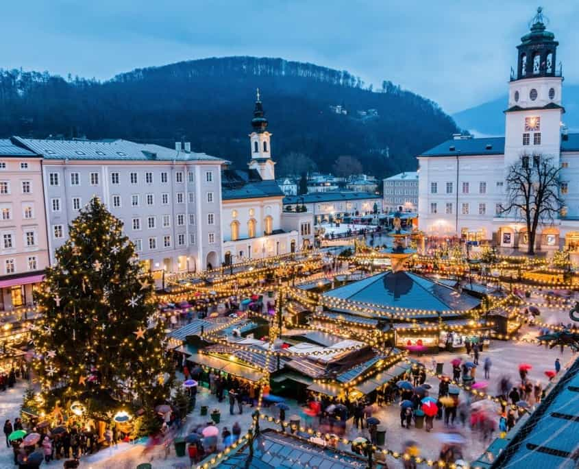 Salzburg Christms Market