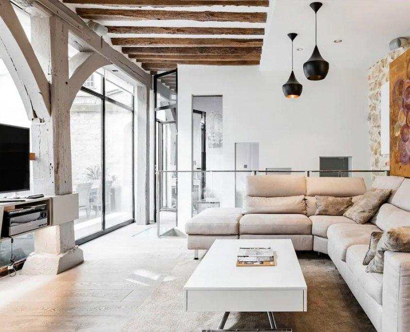Central Designer Loft Apartment