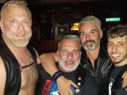 Fire Island Leather Weekend