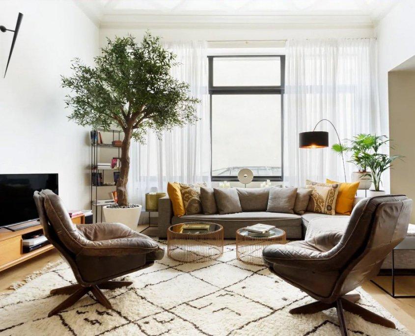 Luxury Loft Apartment by Peaceful Courtyard in Le Marais