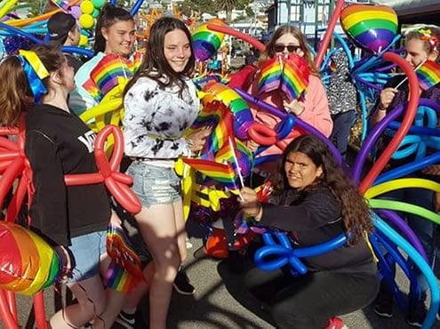 Albany Pride, Australia occidentale