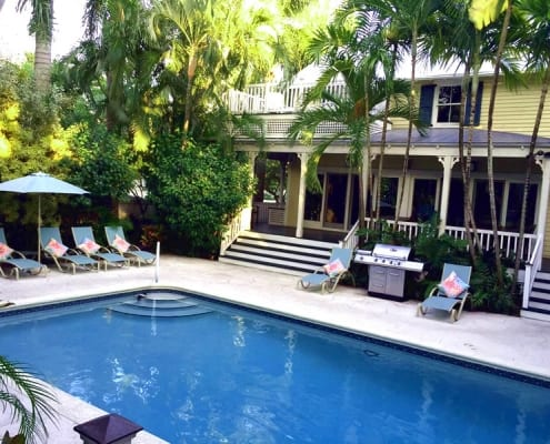 Old Town Villa Key West
