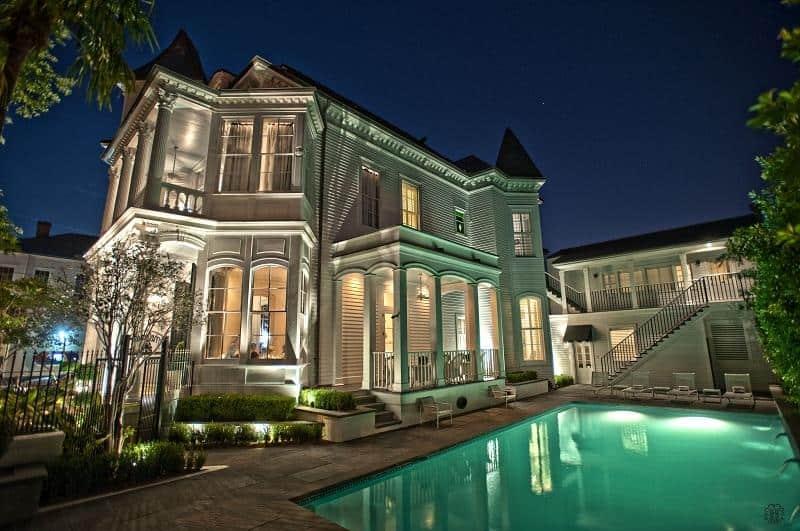 The Melrose Mansion