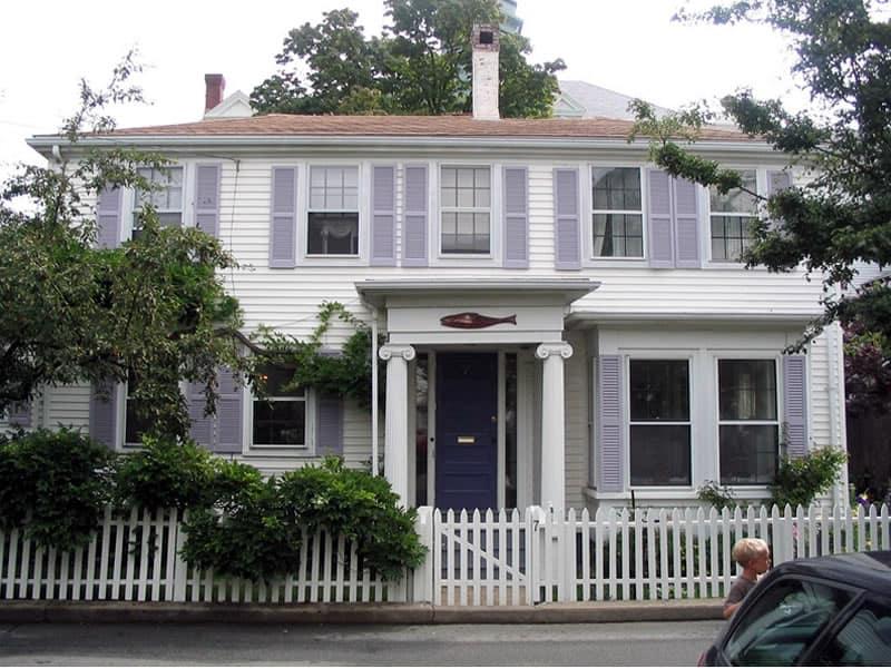 Unique Historic Home