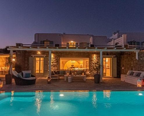 Villa Mando Mykonos Luxury Villa