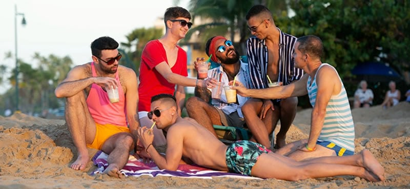 Winter Pride Fest Puerto Rico
