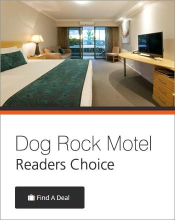 Chien Rock Motel