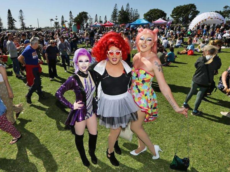 Newcastle Gay Pride, NSW