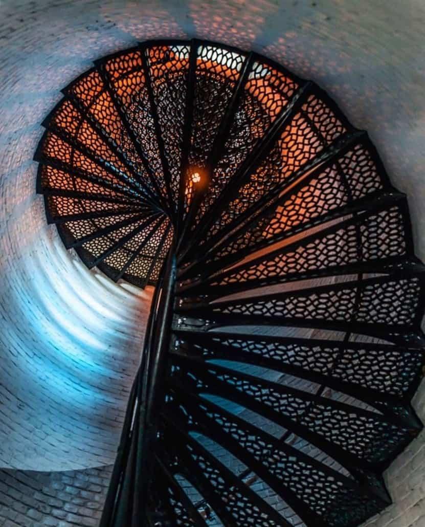 The Lighthouse Steps