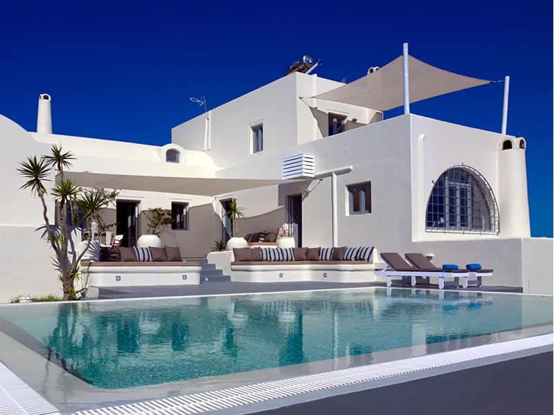Aleria Santorini Villa