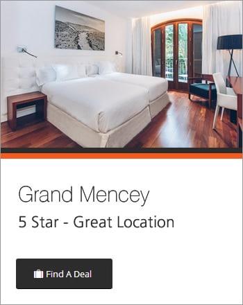 Grand Mencey Santa Cruz