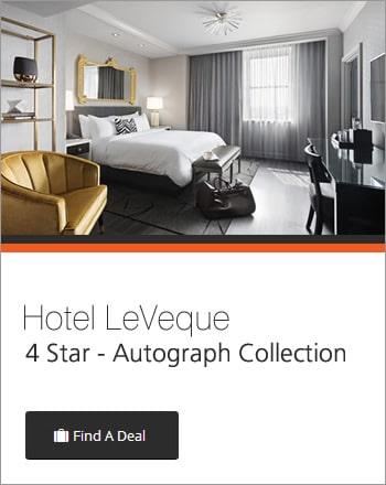 Hotel LeVeque, Columbus