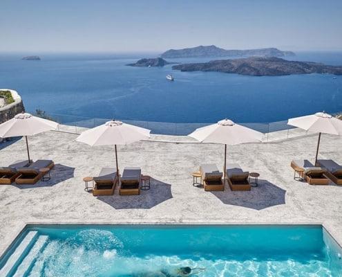 Nafsika Estate, Santorini