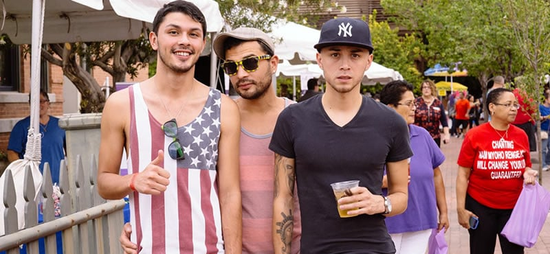 Phoenix Pride Rainbows Festival