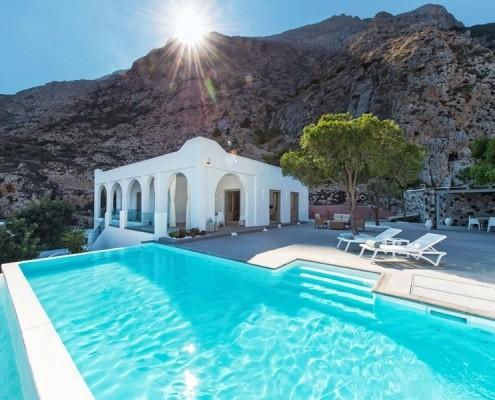 Villa Adrali, Santorini