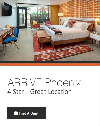 Arrive Hotel Phoenix