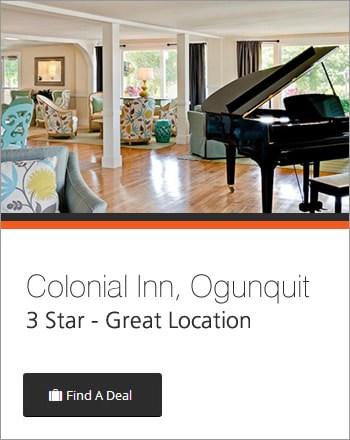 Colonial Hotel Ogunquit