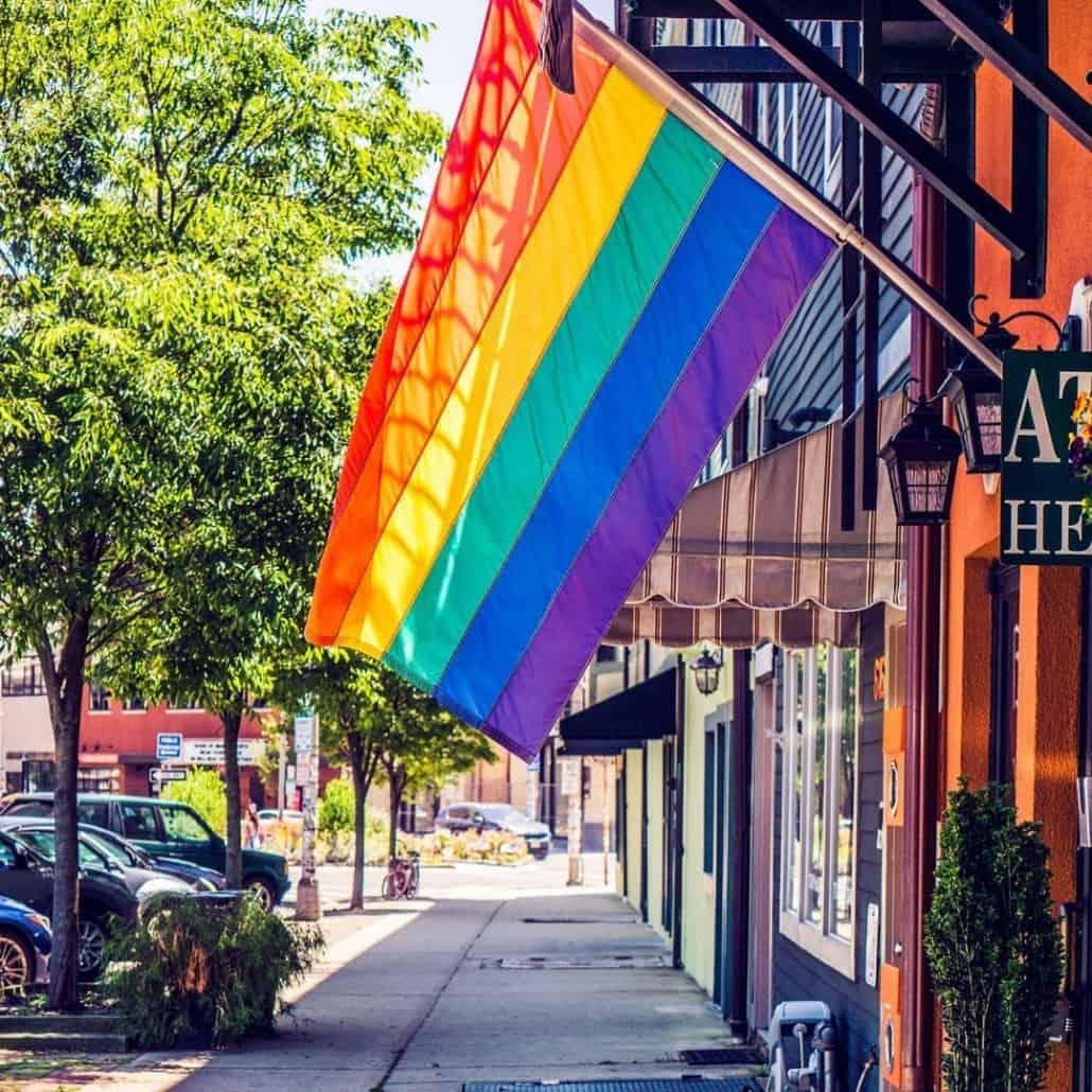 Gay Friendly Asbury