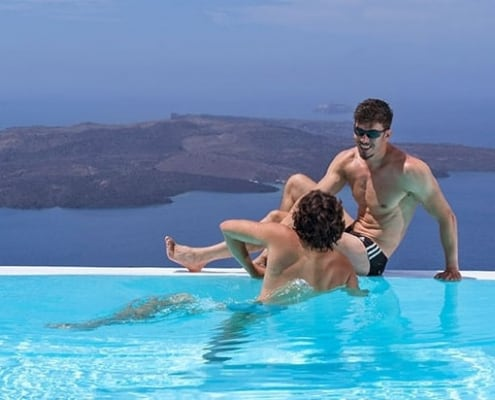 Santorini Gay Villas