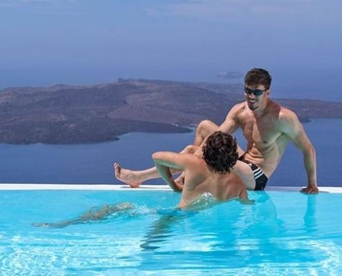 Santorini Gay Villas