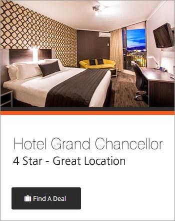 Hôtel Grand Chancellor Brisbane