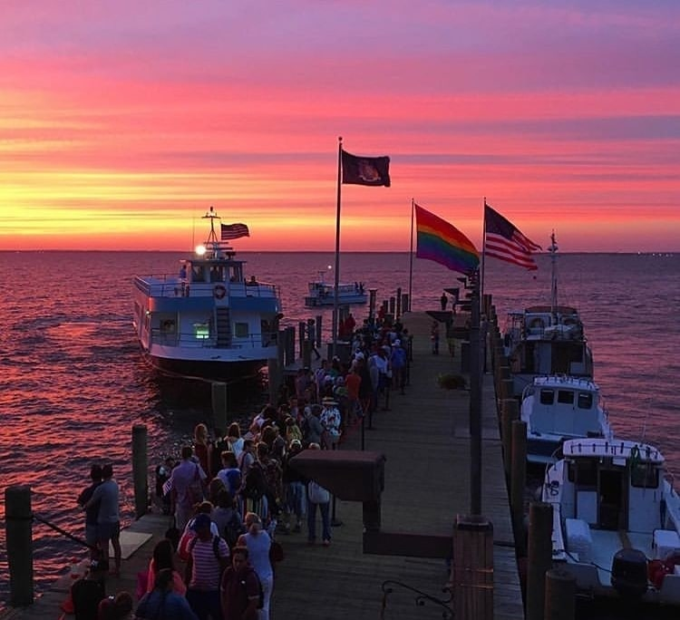 There's always another Ferry from Fire Island
