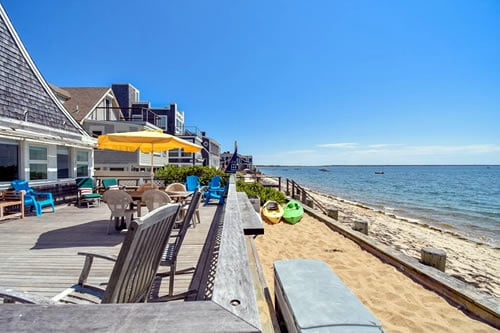 105 Beachfront Apartment Provincetown