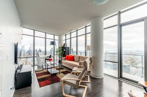 50 Floor View Apartment Toronto