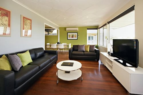 Appartements Albany Harbourside