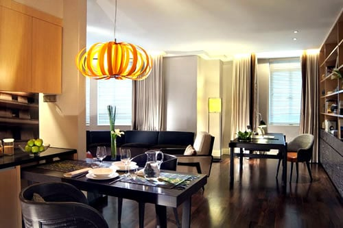 Ascott Raffles Apartment Singapore