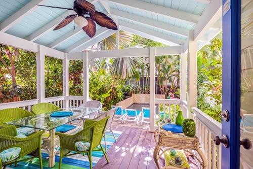 Bahama House apartment Key West