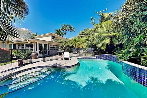 Villa de retraite sur la plage à Fort Lauderdale