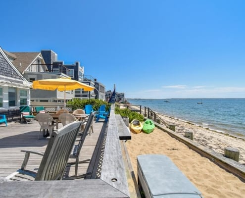 Beachfront on Commercial