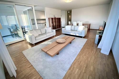 Bright & Spacious apartment Lausanne