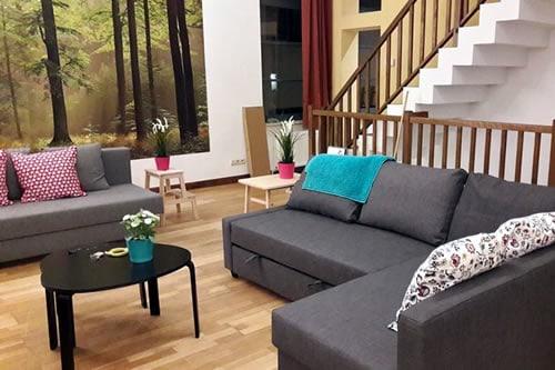 CEP Maisonnette Apartment Brussels