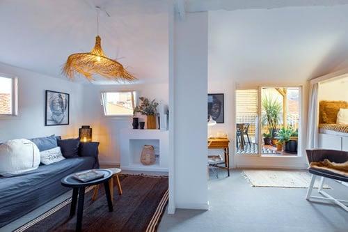 Calme et Terrasse Apartment Nice