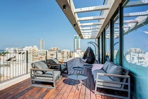 Carmel Market Apartment Tel Aviv