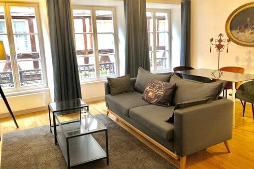 Carpe Diem Apartment Strasbourg