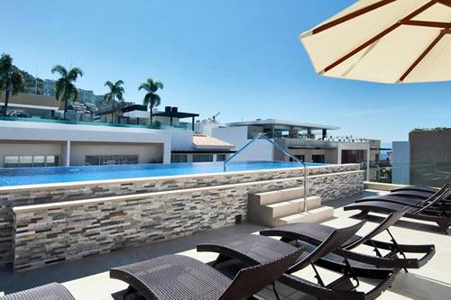 Carranza Penthouse Apartment Puerto Vallarta