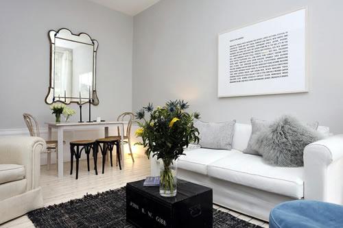 Chic Haven apartment Edinburgh