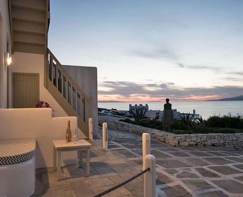 Christy's Suites, Mykonos