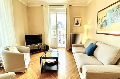 Classic and Elegant apartment Lausanne