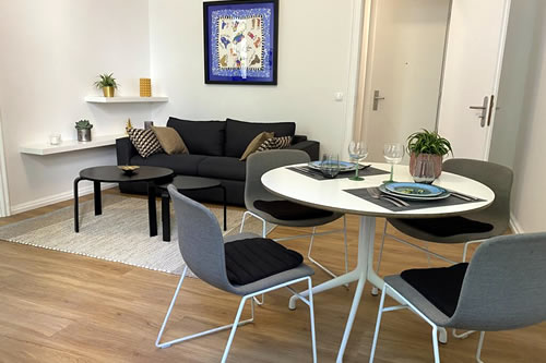 Cosy Flat apartment Luxembourg