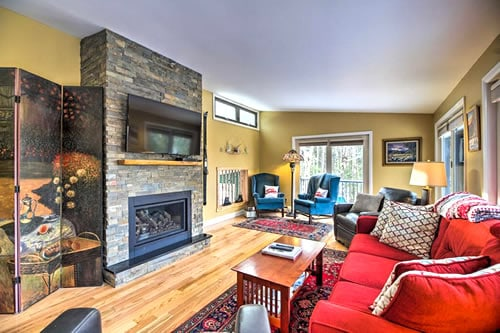 Cozy Home Apartment Stowe