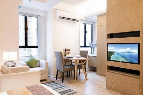 Eaton Residences apartment Hong Kong